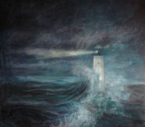 The Lighthouse by Ansheen