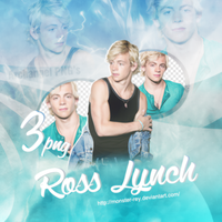 Ross Lynch (19) Png Pack by Monster-Rey