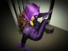66 Batgirl Cosplay Photostory Chapter 42 Resist by ozbattlechick
