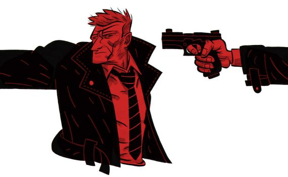 John Constantine by Andrew-Ross-MacLean