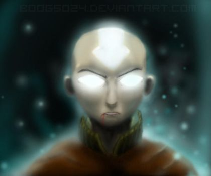 i am the avatar by boogs024