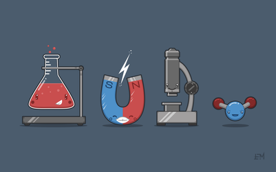 The Joy of Science by Cliffjumper78