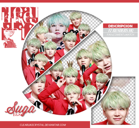 #004   Pack Png   Suga   BTS by jellycxt