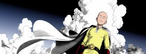 One Punch-Man by Allanravel