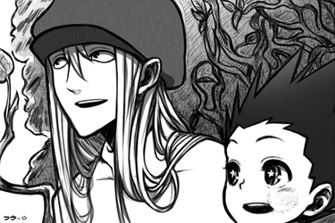 [Present] About Ging by brise-fer