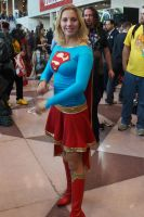 NYCC 2012 - Supergirl 4 by kamau123