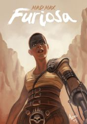 Furiosa by AlexandreLeoniART