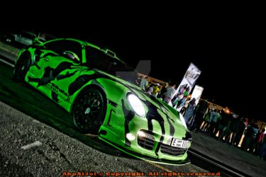 porche Gemballa Avalanche GTR by AboAl3ol