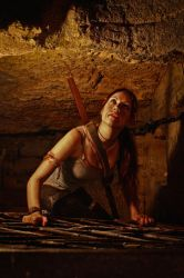 Lara Croft REBORN cosplay - is there an exit? by TanyaCroft