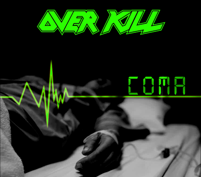 Custom Album Cover: Overkill - Coma by rubenick