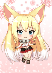 Chibi Alice :Comm: #26 by shawn1013