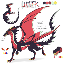 Luther REF by Soffbois