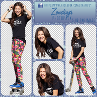 Zendaya Png Pack  (12) by bydirectioner07