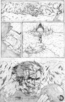 Wolverine page 2 by santiagocomics