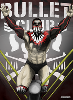 Demon Balor by o1dpain1ess