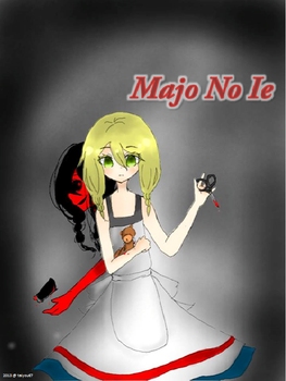 Majo No Ie Contest Entry by Taiyou67