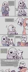 .Undertale Fancomic: Annoying Dog - Page 2.+ by Kintanga