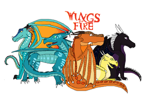 Wings of Fire by CypressCipher