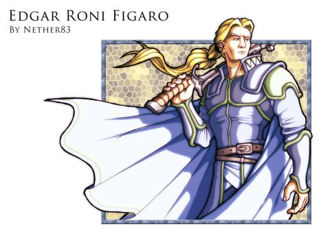 Edgar Roni Figaro by Nether83