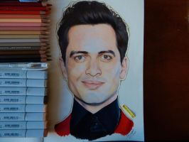 Brendon Urie - Hallelujah by notapanicfan