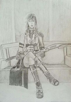 Lightning Final Fantasy XIII by ShadowsLabs by Shadowslabs