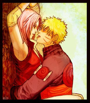 NaruSaku: Here to Stay by MuseSilver