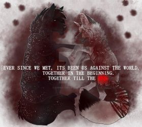 Together till the end by CanibalCake