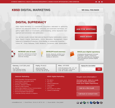 Digital Marketing Group by prkdeviant