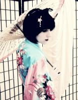 Lonely Geisha by ButterflyRitsuka