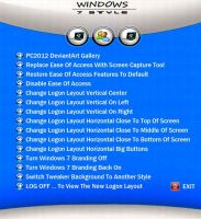 W7 x86 Logon Tweaker v5.0 by PC2012