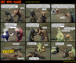 Life With Kaiju Episode Forty Seven by KaosJay666