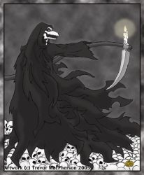 The Reaper by Kiltboi