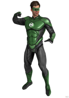 Injustice 2 (IOS): Green Lantern. by OGLoc069