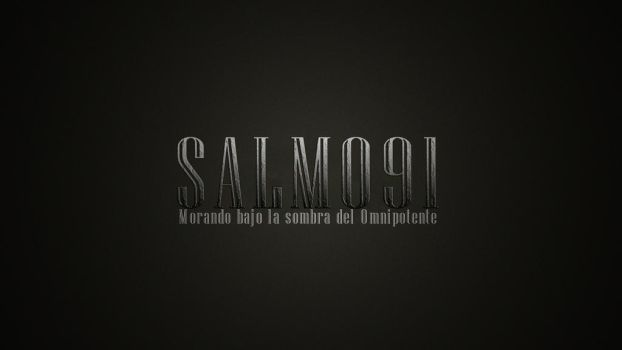 Salmo 91 by madecho