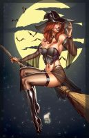 GFT Halloween Special by SquirrelShaver
