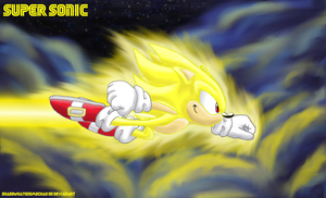 Super Sonic by shadowhatesomochao