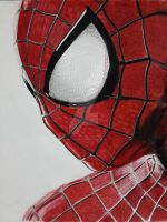 The Amazing Spiderman by itsusmanmirza