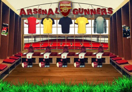 Arsenal layout 2 by roZzZa