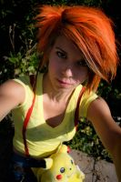 Misty Cosplay by AllysaH-Photography