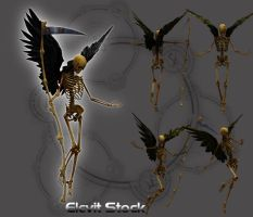 E-S Angel of death by Elevit-Stock