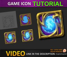 Game icon Tutorial by JesusAConde