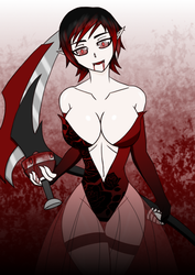 Countess Rose by Necroceph