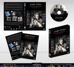 DVD cover-Documentary film-A Lifetime in Images by R1Design