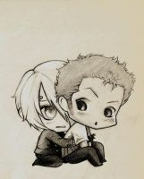 ZoSan Chibi by sargent94