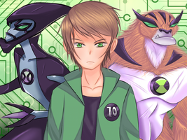 Ben 10 by Phantom1Link