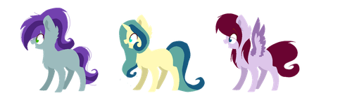 Mlp adopt pack 3/3 OPEN by NaturalLightning