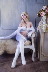 Marvel Comics.X-men Cosplay- Emma Frost (3) by Alex-Willow