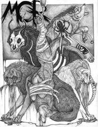 MCR wolf pack completed by sioSIN