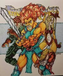 Thundercats! Commission by the-fallen-one3