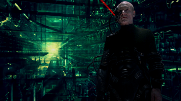 Locutus of BORG by falconfliesalone